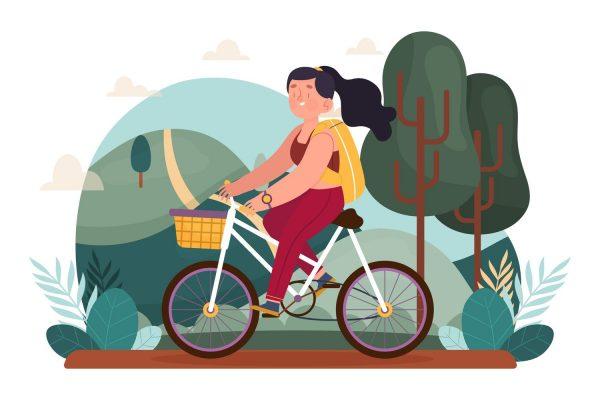 biciklisrajz