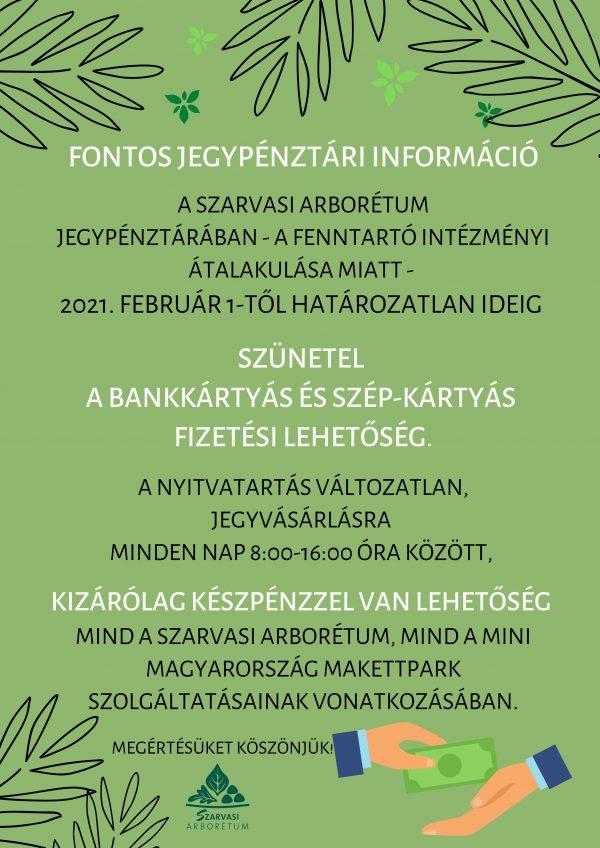 Zöld Levelek Idézet Vegán/Vegetáriánus Plakát